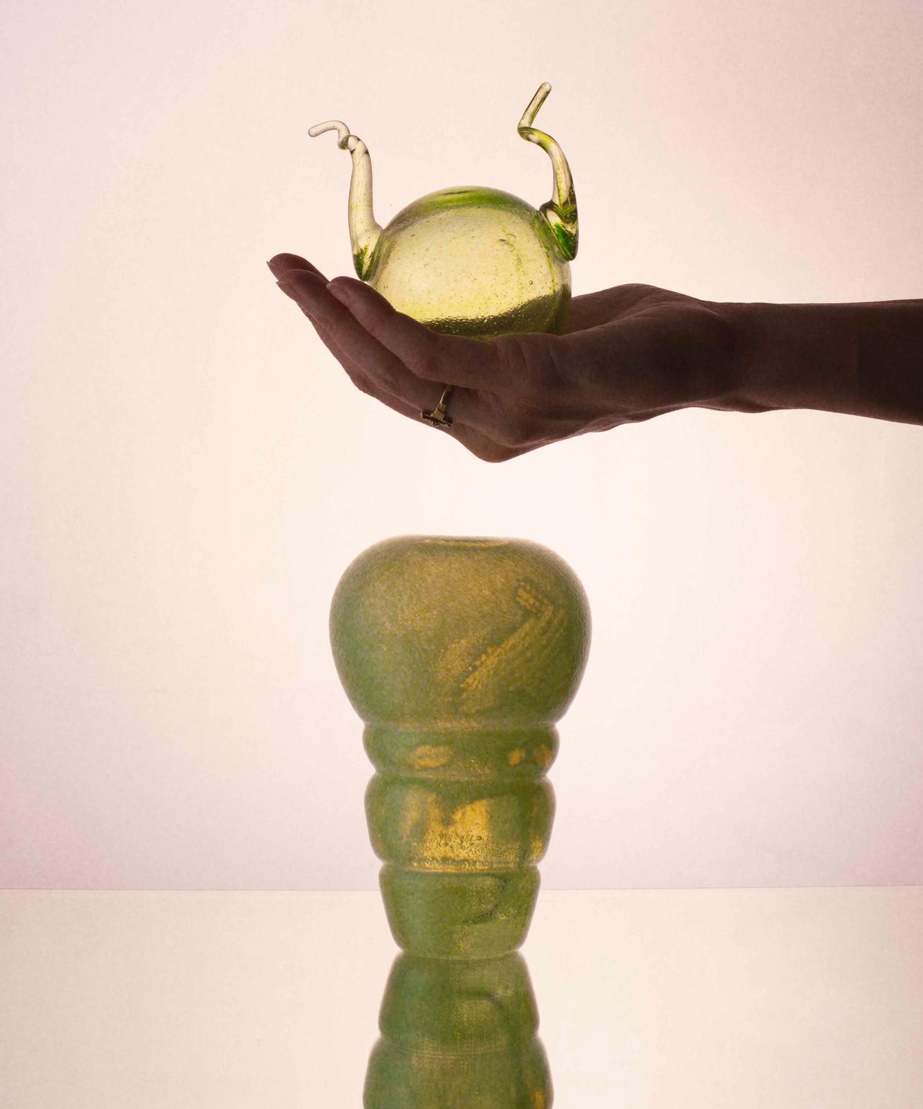 Glass Carafe By HEVEN Unltd