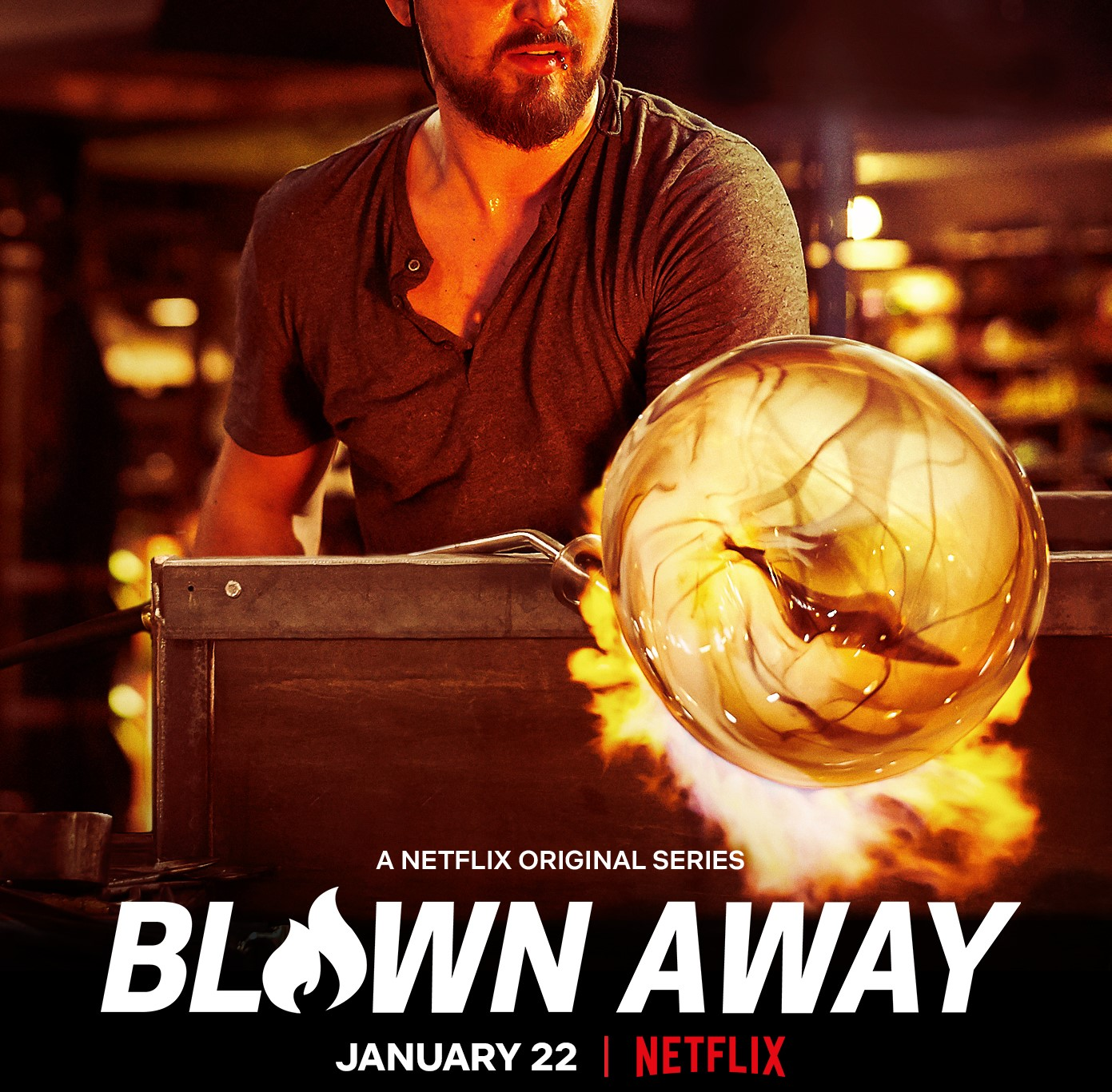 Elliot Walker - Netflix Blown Away