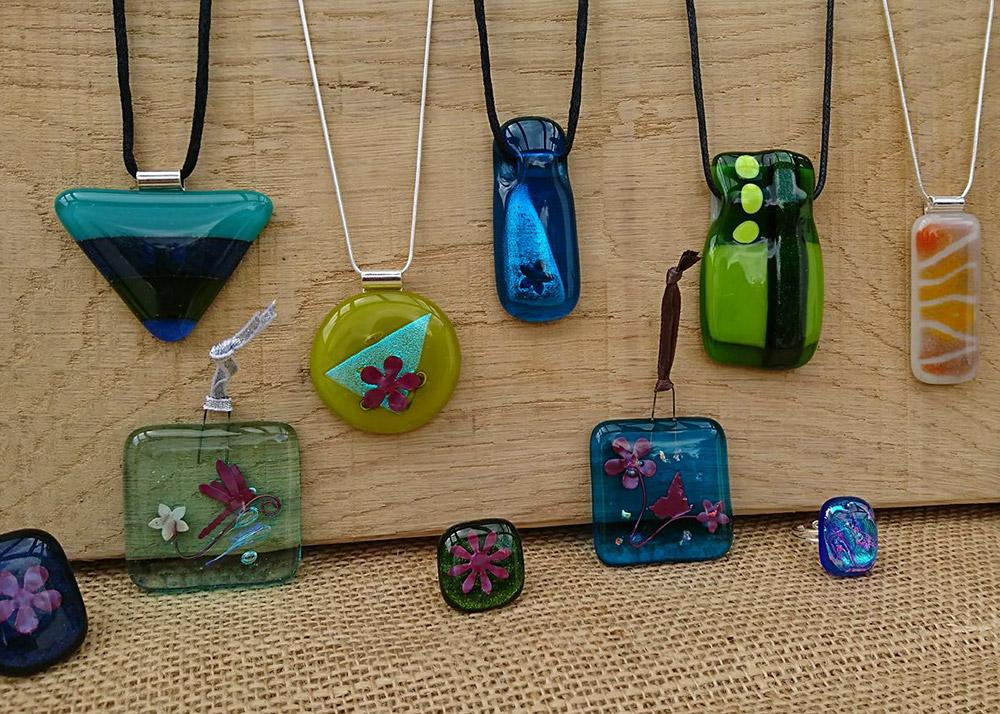 Joanna Watson - Fused Glass Jewellery