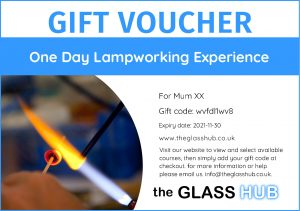 One Day Lampworking Experience